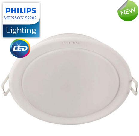 Philips Downlihgt Led 59202 7w 35 苣 232 n downlight led 226 m tr蘯ァn philips 59202 menson 7w 105 110