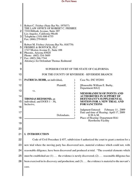 court pleading template best photos of california pleading format california