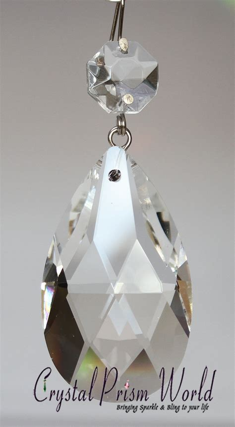 Chandelier Crystals Replacements 10 Chandelier Crystals Replacement Prisms Item Tx719