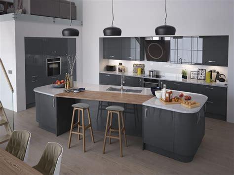 gloss kitchens ideas contemporary kitchens blok designs ltd