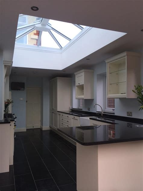 new fitted kitchen in the new extension kitchen diner layout ideas pinterest fitted new kitchen fitted and extension in audenshaw final fix ltd