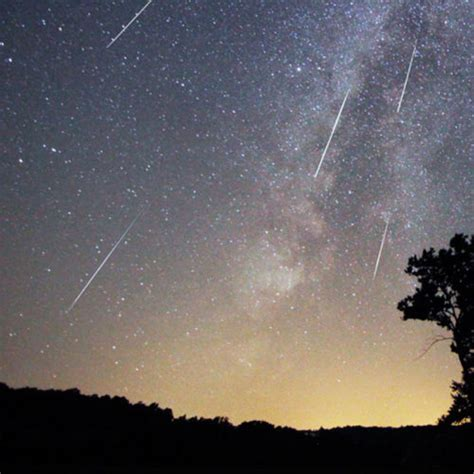 Meteor Shower August 16 by Perseid Meteor Shower House Events