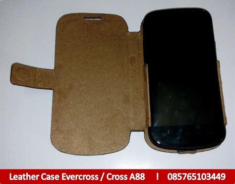 Casing Hp Cross A88 Leather Evercross Cross A88 Menjual Dan Memproduksi Leathercase Sarung Hp Kulit Sapi Asli