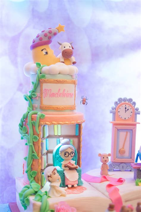 Nursery Rhymes Birthday Theme On Kara S Ideas Classic Nursery Rhyme Birthday Kara S Ideas