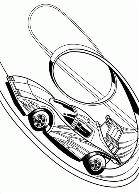 coloring page hot wheels coloring pages 22