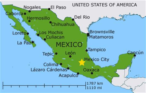 map of the country of mexico cost of living in mexico prices in mexico tourism travel