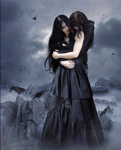 imagenes negras goticas imagenes de hadas llorando imagui