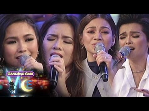 aiza kyla yeng sing don t is on asap ggv kz kyla yeng angeline sing their favorite songs