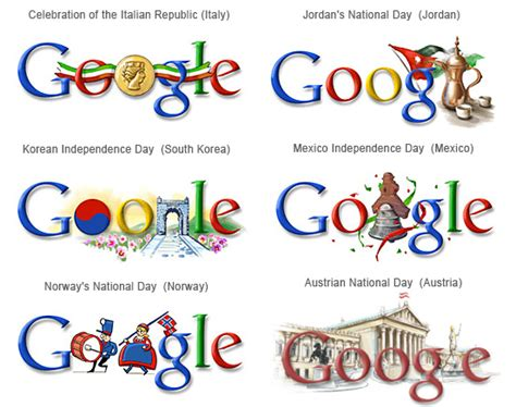 google design elements 国別googleロゴマーク集 海外掲示板翻訳 翻訳こんにゃくお味噌味 仮