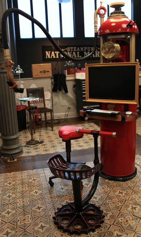 tattoo workstation steunk contraptions take studio wired