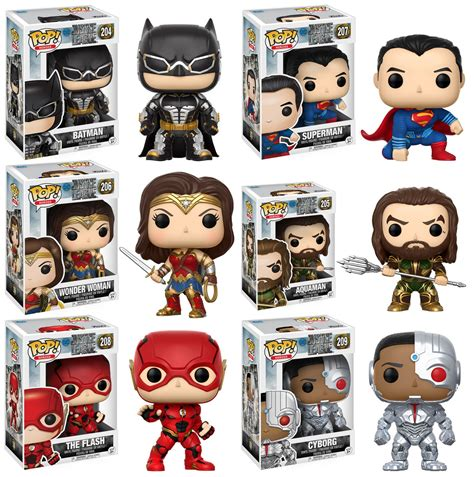 Funko Pop Dc Justice League 2017 Batman the blot says justice league pop vinyl figure series by funko