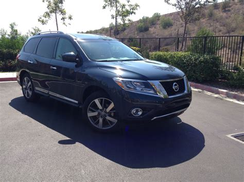 pathfinder nissan 2014 2014 nissan pathfinder review caradvice