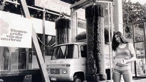 Auto Polieren Vor Wachsen by Vor 50 Jahren Wurde Die Autowaschanlage Erfunden Auto