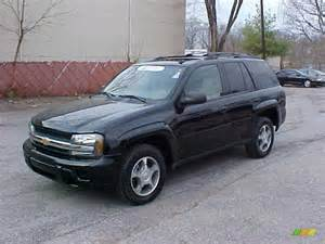 2007 black chevrolet trailblazer ls 9452260 gtcarlot