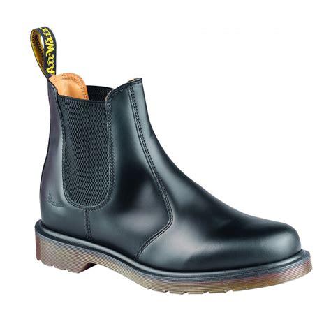 mens black dr martens boots dr martens mens black chelsea boots buy at marshall shoes