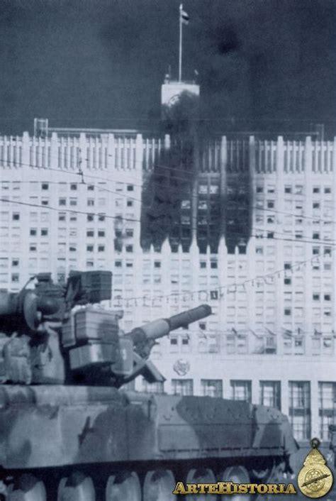 la sede parlamento blindados rusos atacan la sede parlamento