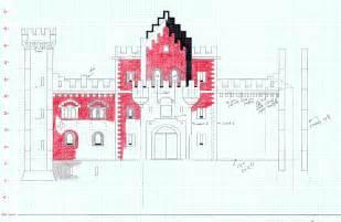 Minecraft castle blueprints step by step neuschwanstein castle 308l x