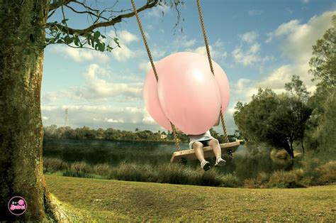 babol ads 20 creative and clever bubble gum ads