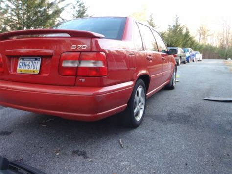 purchase   volvo  running condition red  milton delaware united states