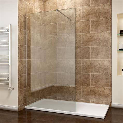Room Shower Former by Room Shower Screen Enclosure Walk In Cubicle 8mm Easy Clean Glass Panel Ebay