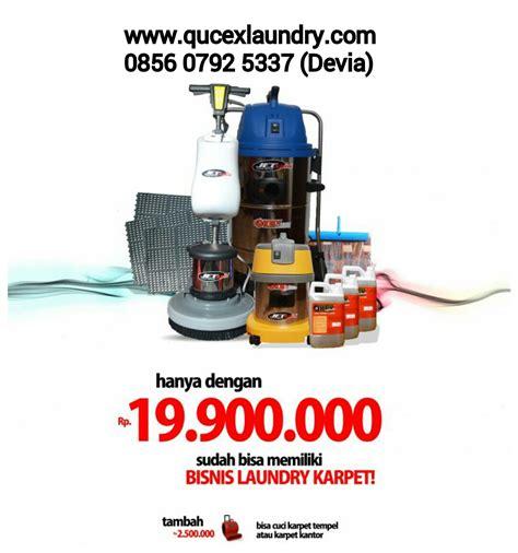 Mesin Cuci Karpet Murah perlengkapan laundry cibinong bogor