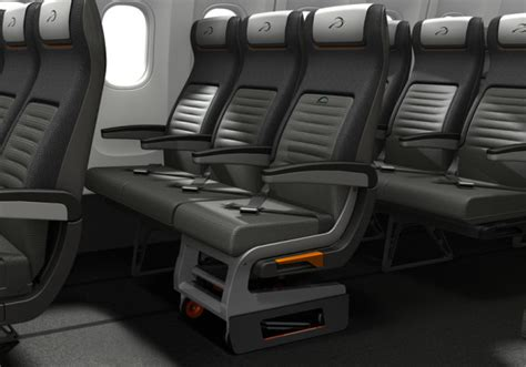 Cabin Design wheelchair travelers on airlines may get better air access