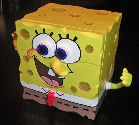 spongebob box spongebob box by greg48 lumberjocks woodworking