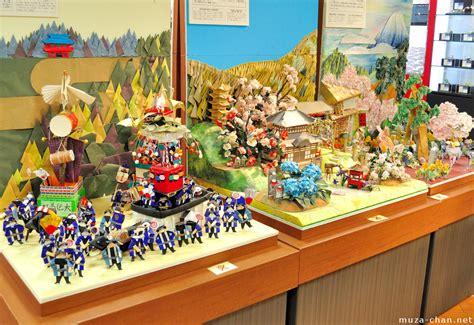 Origami Museum Tokyo - origami museum travel tip