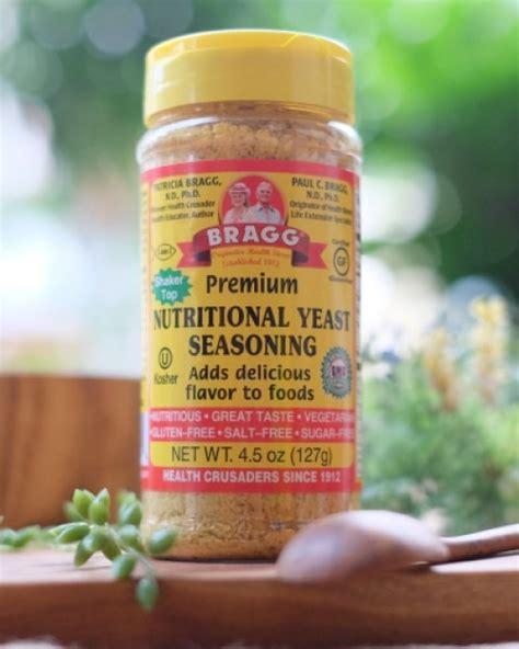 Bragg Nutritional Yeast 127gr bragg nutritional yeast 127gr