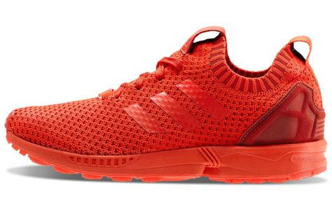 adidas zx flux primeknit adidas zx flux primeknit red shoes aw lab