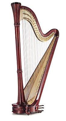 Harmonika Pitch Instrument harp