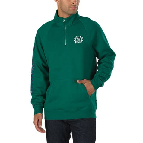 Check Sweatshirt check it quarter zip sweatshirt shop mens sweatshirts at
