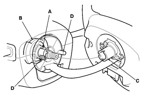 electric power steering 2001 acura mdx parking system service manual steering wheel removal 2001 acura mdx 2001 acura mdx steering rack and pinion