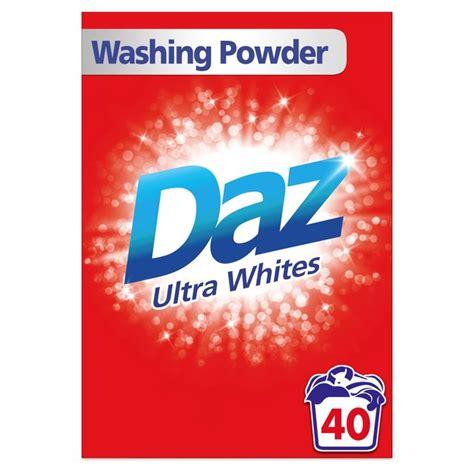 Persil And Comfort Daz Bio Washing Powder Citrus Splash 40 Wash 2 6kg From Ocado