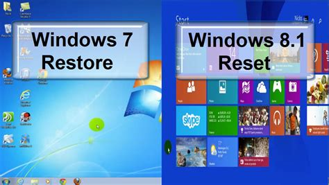 r230 reset in win 7 how to restore windows 7 how to reset your pc to factory