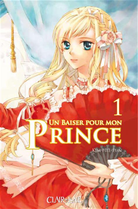 Komik A For My Prince Vol 5 Hee Eun baiser pour mon prince un s 233 rie news