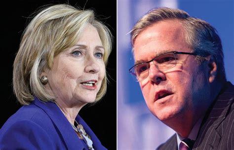 Bush Vs Clinton by 187 Jeb Bush Liberal Values