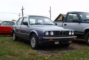 1985 Bmw 318i Curbside Classic 1985 Bmw 318i Teutonic Respite At The