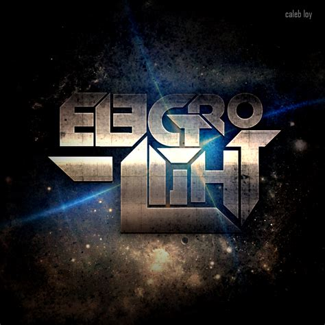 Electro Light by Electro Light Logo By Calebloy On Deviantart