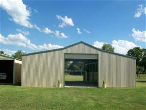 Australian Barn Sheds by Aussie Sheds Barns Fair Dinkum Sheds