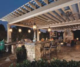 pergola outdoor kitchen 40 modern pergola designs and outdoor kitchen ideas
