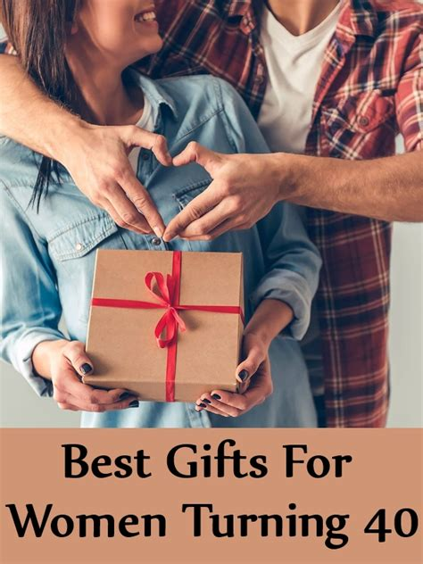 best gift for women 6 best gifts for women turning 40 40th birthday gifts