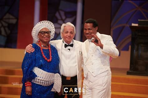 First Look at Sharon Oyakhilome & Philip Frimpong's White