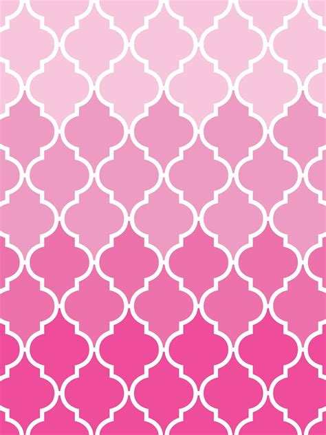 Pink Ombre Pattern | make it create printables backgrounds wallpapers