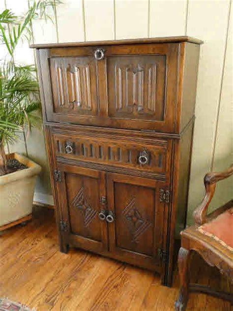 vintage liquor cabinet for sale antique english bar pop open cocktail cabinet liquor