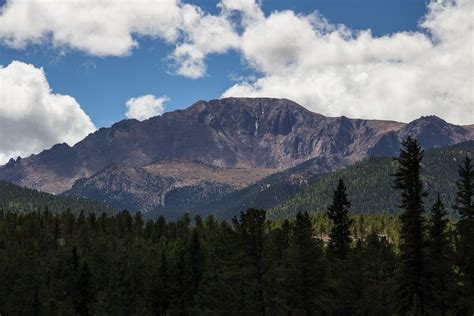 the only north american mountains that blow colorado away pikes peak mountain in colorado thousand wonders