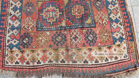afghanische teppiche antik kaukasischer teppich antik 18 19 jahrhundert 220x140