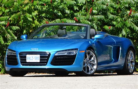 Audi R8 2015 by Car Review 2015 Audi R8 Spyder V10 5 2l Driving