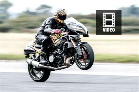 Schnellstes Motorrad 0 300 by Neuer Rekord F 252 R Das Schnellste Motorrad Wheelie