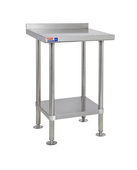 steel table stainless steel wall table sswb224 stainless steel tables